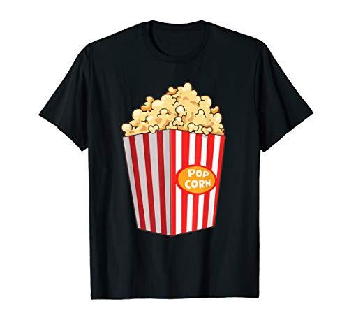 Funny Popcorn Last Minute Halloween Snack Corn Box