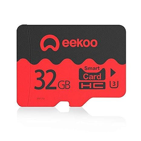 LWL House Tarjeta de Memoria Class 10 TF (Micro SD) de 32GB ...