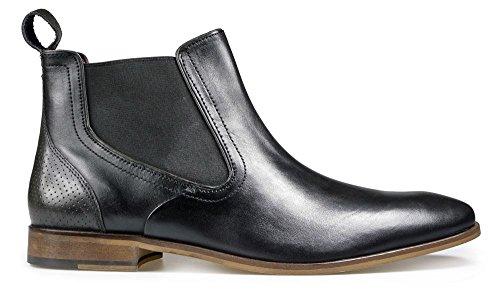 Black Size Mens in Paul to ODonnell UK6 Phoenix Boot Chelsea UK15 1Xnq0