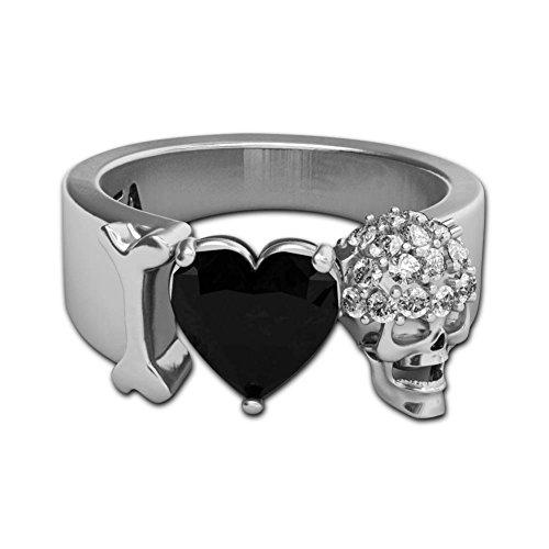 deer skull ring - 3
