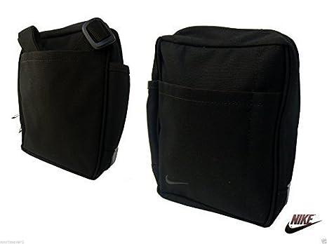 586a89870c45 Nike Mini Side Men s Boys Pouch Bag (Black)  Amazon.co.uk  Sports ...