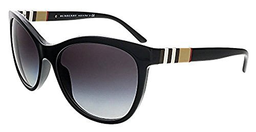 Burberry Women's BE4199 Sunglasses & Cleaning Kit Bundle