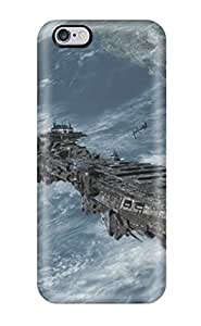 For ASf-2580RBShxfGL Spaceship Sci Fi Protective Case Cover Skin/iphone 6 Plus Case Cover