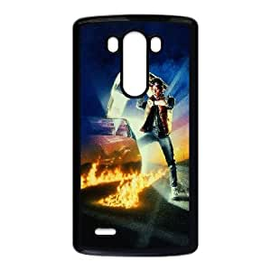 LG G3 Cell Phone Case Black Back To The Future P5X2PZ