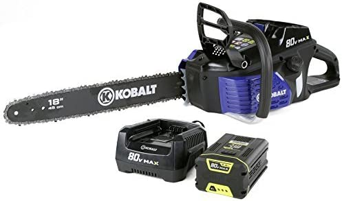 best rated 18 inch chainsaw