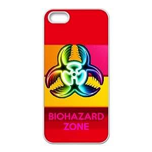 iPhone 5,5S Phone Case Biohazard BP95108