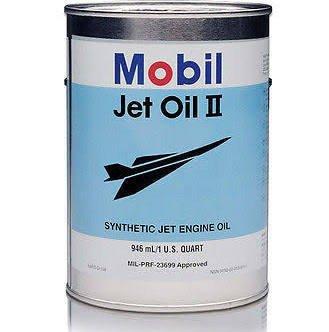 Mobil Jet Oil 2 - 1 Quart Can