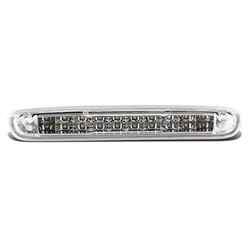 DNA Motoring 3BLGMC07LEDCH LED Third Tail Brake Light [For 07-13 Chevy Silverado/GMC Sierra]