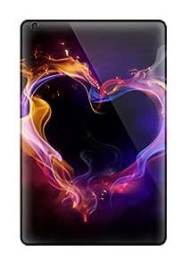Snap-on Case Designed For Ipad Mini/mini 2- Fantastic Heart Art