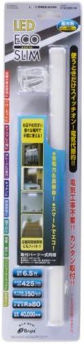 オーム電機 エコスリム 6.5W 昼光色 LT-NLD65D-HN