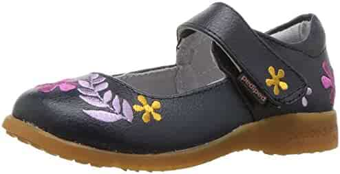 pediped Kids' Flex Tabitha Mary Jane Flat