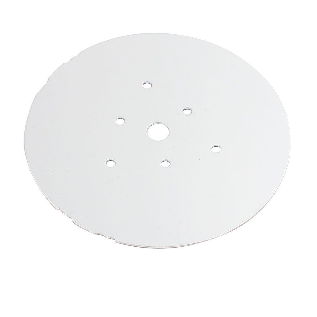 eDealMax 119mm Dia 18W 36 LED 5730 SMD LED Blanco Puro de techo Junta de aluminio ligero: Amazon.com: Industrial & Scientific