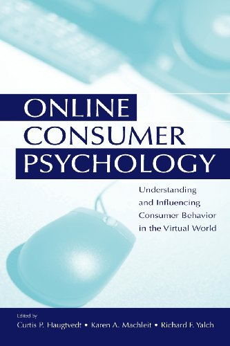 Online Consumer Psychology  Understanding And Influencing Consumer Behavior In The Virtual World  Advertising And Consumer Psychology