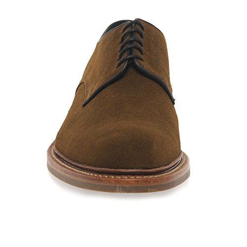 Loake Zapatos Formales Para Hombre De Rowe Tan