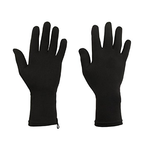 Foxgloves Original Gloves (Crow Black, Medium)
