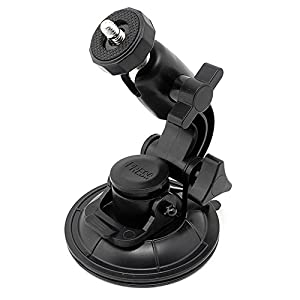 Delkin Devices Double Knuckle Suction Cup Camera Mount