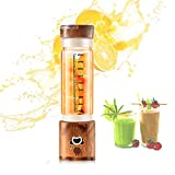 Blender Portable, Travel Personal Juice Cup for Shakes and...