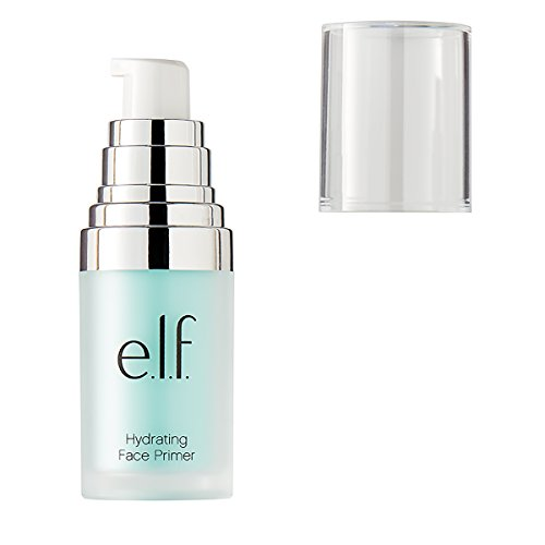 e.l.f. Hydrating Face Primer for use as a Foundation for Your Makeup, Vitamin Infused Formula.47 Ounces