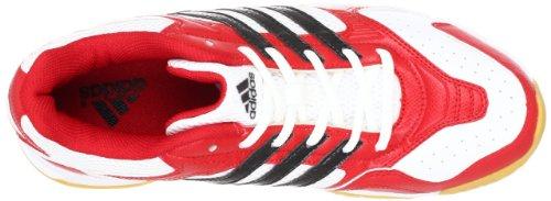 adidas Performance Herren Badmintonschuhe Feather Replique Halle weiss / rot (908)