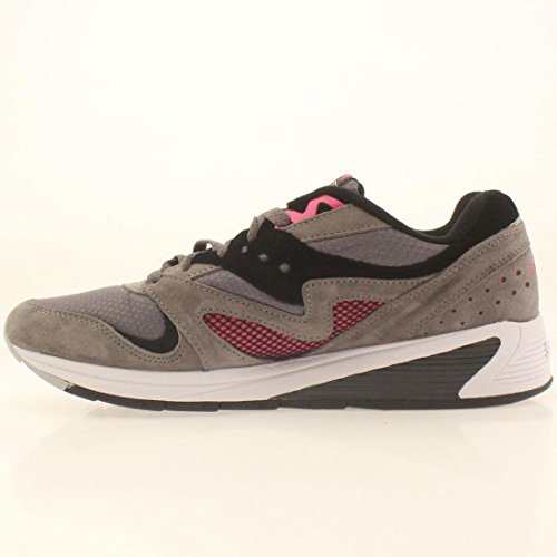 SAUCONY ORIGINALS Grid 8000 Cl, Scarpe Sportive Uomo Grey