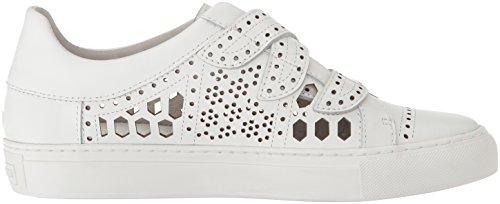Rachel Zoe Womens Jaden Sneaker Bianco