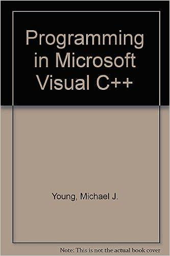 Gratuit pour télécharger des livres Mastering Microsoft Visual C++ Programming PDF FB2 iBook 078211282X by Michael J. Young