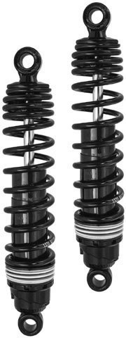 Progressive Suspension 412 Series Cruise Shocks - Black 412CRZ-4064B by Progressive Suspension Suspension 412 Series