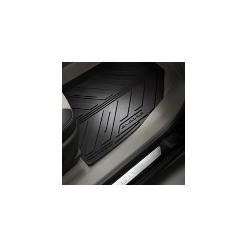 95048522 Premium Black All Weather Floor Mats (Frt & Rr) for Encore By Buick