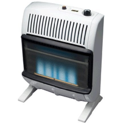 Mr. Heater 20,000 BTU Propane Blue Flame Vent Free Heater #VF20KBLUELP