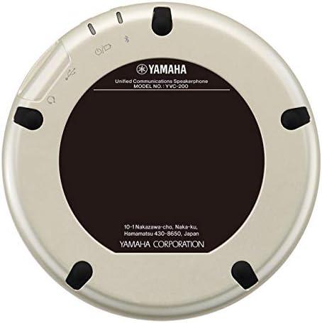 Yamaha Yvc 200 Usb Conference Solution White Elektronik