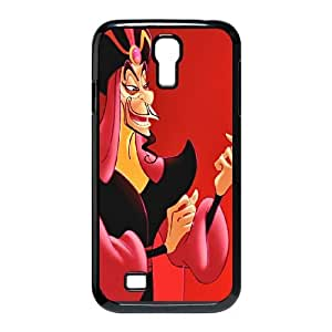 Samsung Galaxy S4 I9500 Phone Ceses Black Aladdin Jafar CF9626143
