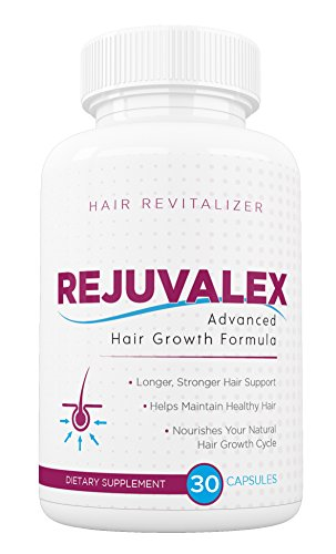 "Rejuvalex Advanced Hair Growth Formula, Hair Loss Help! Revitalizer! ""Original"""