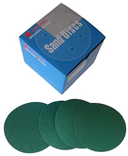 6 wet dry sanding disc - 8