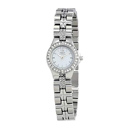 Women's  II Collection Crystal-Accented Stainless Steel Watch - Invicta 0126