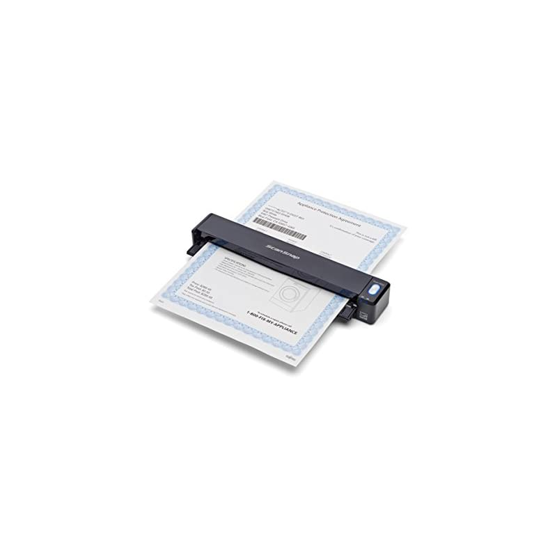 Fujitsu ScanSnap iX100 Wireless Mobile S