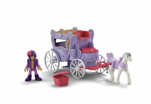 Fisher Price Pram With Doll - 3