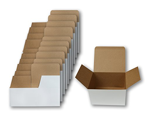 Party Pax Bakery Boxes (Pack of 10) 6-5/8 x 8.5 x 5.5