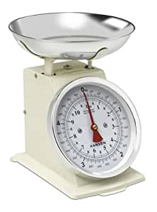 Hanson Cream Mechanical Scale
