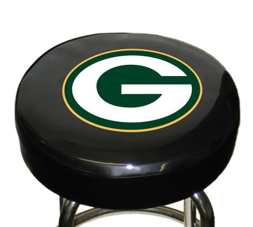 NFL Green Bay Packers Bar Stool Cover (Bar Stools Cover Seat)