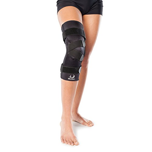 Breathable Lightweight Patella Tracking Knee Brace - Supp...
