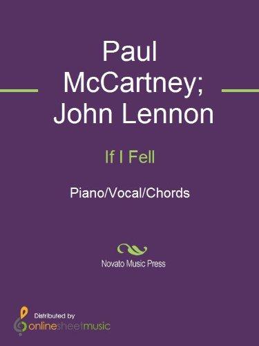 If I Fell - Kindle edition by John Lennon, Paul McCartney, The ...