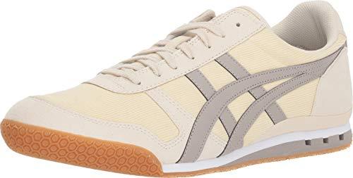(Onitsuka Tiger Unisex Ultimate 81 Shoes 1183A012, Oatmeal/Moonrock, 9 M US)