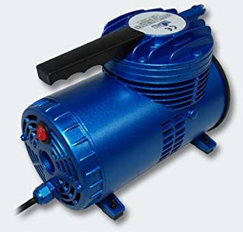 Mini Compresor De Aire Para Pistolas Spray Gun (Azul) Envío GRATIS 24 h.: Amazon.es: Bricolaje y herramientas