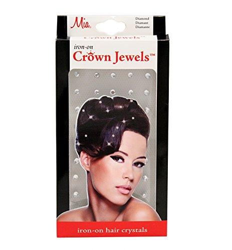 hair gems iron on - 2