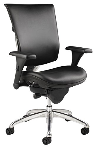 WorkPro Commercial Leather Executive Chair