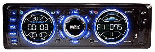 Tunes2Go RUS-121B Digital Car Media Player/Receiver Unit