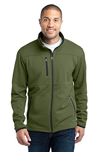 - Port Authority Men's Pique Fleece Jacket. XS Sherwood Green