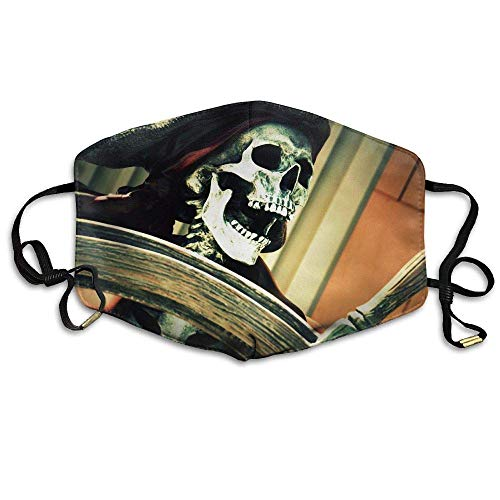FFR-EHC Pirate Skull Wallpaper Printed Mask Neutral Mask