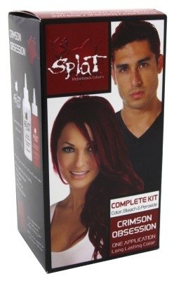 Splat Rebellious Colors Complete Kit - Crimson Obsession (Pack of 2) by Splat