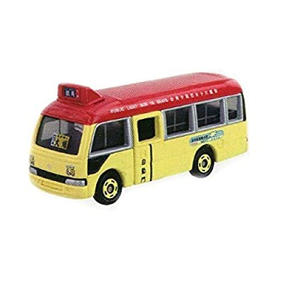 [Asia Limited Tomica] Hong Kong minibus TOYOTA COASTER MINIBUS (red) [parallel import goods] - 4037250 , B07D6ZHH7J , 454_B07D6ZHH7J , 86 , Asia-Limited-Tomica-Hong-Kong-minibus-TOYOTA-COASTER-MINIBUS-red-parallel-import-goods-454_B07D6ZHH7J , usexpress.vn , [Asia Limited Tomica] Hong Kong minibus TOYOTA COASTER MINIBUS (red) [parallel import